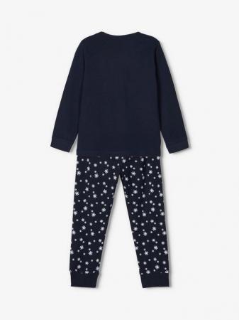Pijama copii, bumbac organic, fete - Name It Peppa Pig1