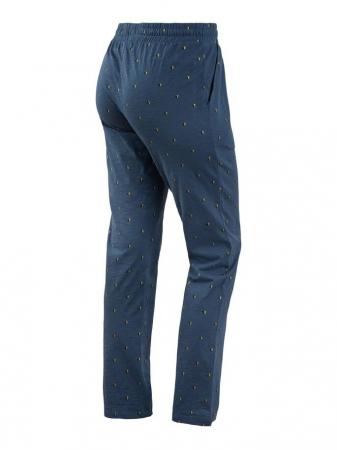 Pijama gravide si alaptare din bumbac organic Mamalicious Glitter1