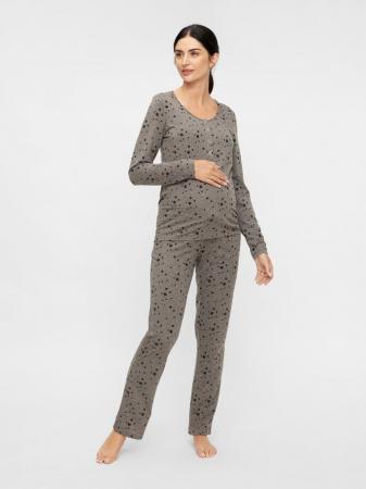 Pijama sarcina si alaptare - Mamalicious Star0