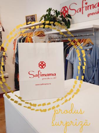 Produs surpriză Safimama.ro