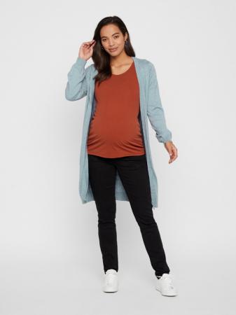 Cardigan pentru gravide Mamalicious Sherlyn1
