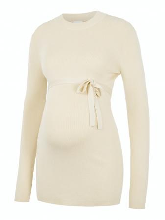 Pulover gravide, tricotaj fin, Mamalicious Jacina4