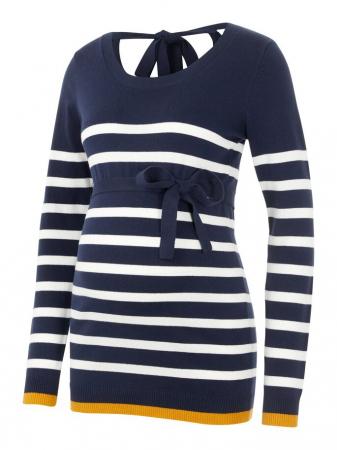 Pulover tricotat pentru gravide Mamalicious Kenna5