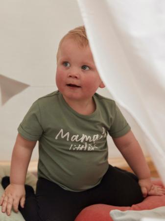 Tricou copii Mamalicious Little Lucca1