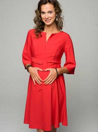 Rochie eleganta gravide si alaptare Nimis2