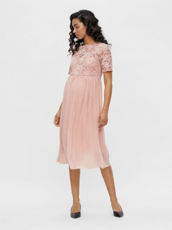 rochie-eleganta-gravide-mamalicious-misty-rose [1]