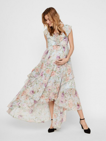 Rochie eleganta pentru gravide Mamalicious Begonia3