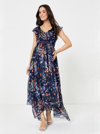 Rochie eleganta pentru gravide Mamalicious Jasmine Silk1