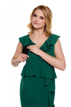 Rochie eleganta pentru gravide si alaptare Vivian2