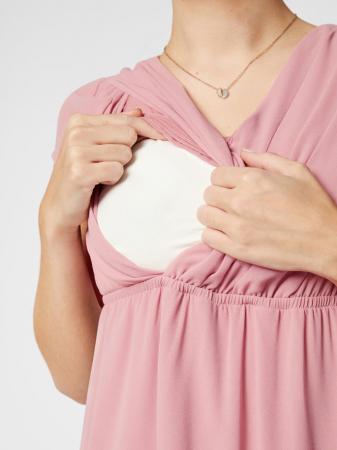 Rochie eleganta pentru gravide si alaptare Yolanda3