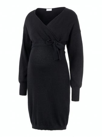 Rochie gravide și alăptare, tricotată din bumbac organic – Mamalicious Elva5