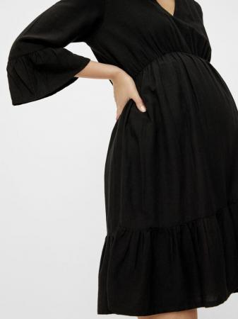 rochie-gravide-neagra-croi-lejer-mamalicious-chia [4]