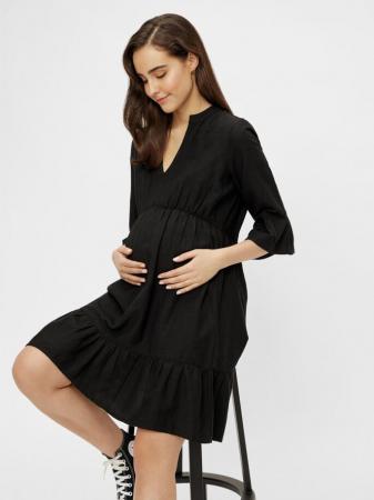 rochie-gravide-neagra-croi-lejer-mamalicious-chia [0]