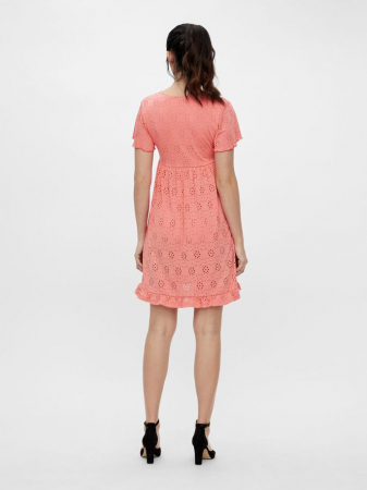 Rochie gravide si alaptare – Mamalicious Denise Coral3