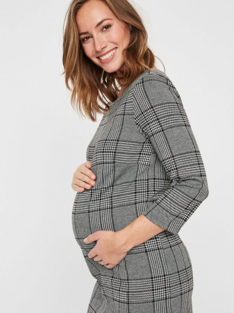 Rochie office pentru gravide Mamalicious Nataly6
