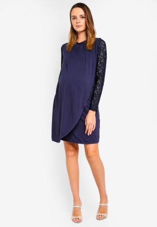 Rochie pentru gravide si alaptare Mamalicious Tania0