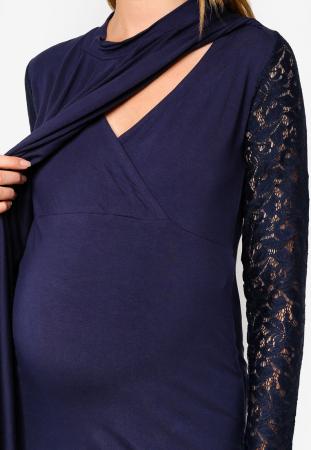 Rochie pentru gravide si alaptare Mamalicious Tania8