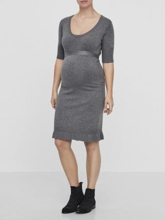 Rochie tricotata pentru gravide Mamalicious Zolanda4
