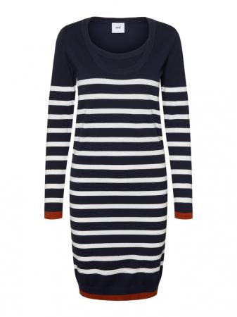 Rochie tricotata pentru gravide si alaptare KENNA2