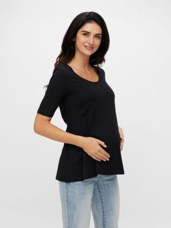 set-2-tricouri-maternitate-100-bumbac-organic-mamalicious-evana [5]