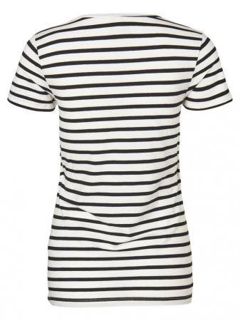 Set 2 tricouri navy pentru gravide si alaptare Mamalicious Nell6