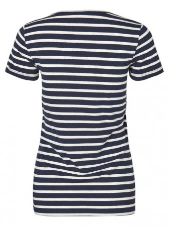Set 2 tricouri navy pentru gravide si alaptare Mamalicious Nell1