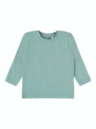 Set 3 bluze bebelusi, bumbac organic, baieti - Kalop3