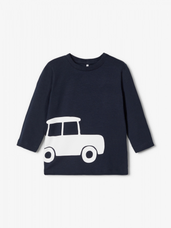 Set 3 bluze bebelusi din bumbac organic, baieti - Kalle1