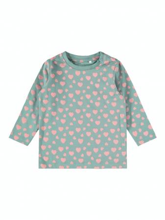 Set 3 bluze bebelusi, bumbac organic, fete - Katja1