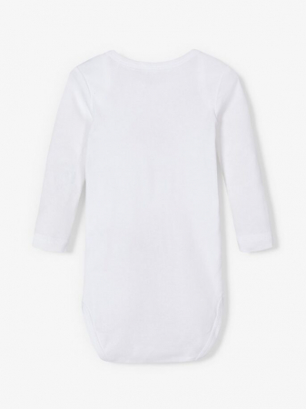 Set 3 body-uri bebelusi, bumbac organic, baieti – Name It Cashmere1