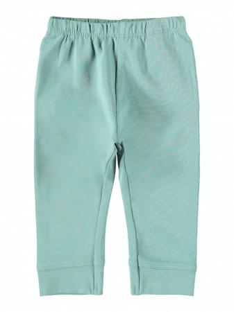 Set 3 pantaloni bebelusi, bumbac organic, baieti - Kalop3