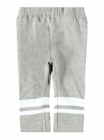 Set 3 pantaloni bebelusi, bumbac organic, baieti - Kalop2