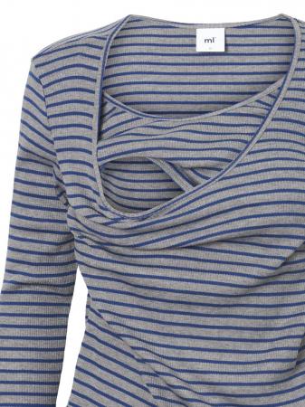 Set bluze alaptare bumbac organic Mamalicious Nell3