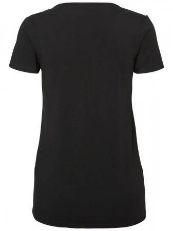Set tricouri alaptare din bumbac organic Mamalicious Tess7