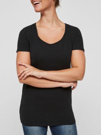 Set tricouri pentru alaptare Lea bumbac organic2