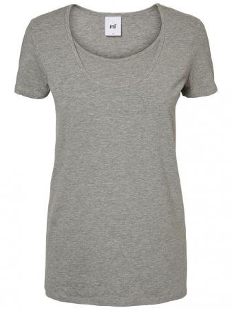 Set tricouri pentru alaptare Lea bumbac organic4