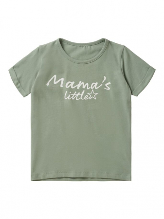 Tricou copii bumbac organic Mamalicous Little Lucca0