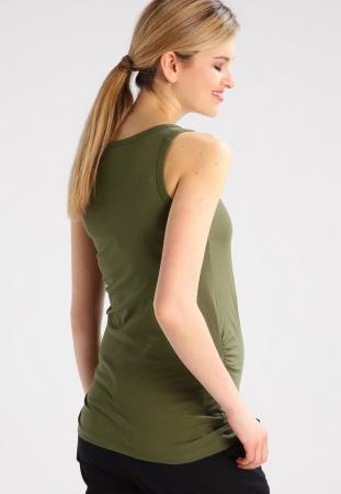 Tricou gravide Mamalicious Unique verde2