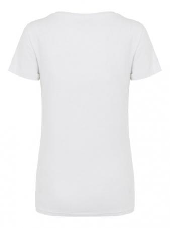 Tricou pentru gravide din bumbac organic Mamalicious Anora5