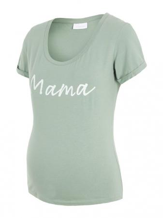 Tricou pentru gravide Lucca Green Bay4