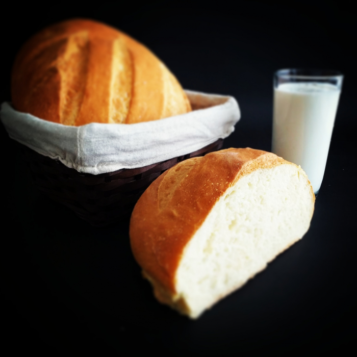 Paine de casa cu iaurt - 800 grame 0