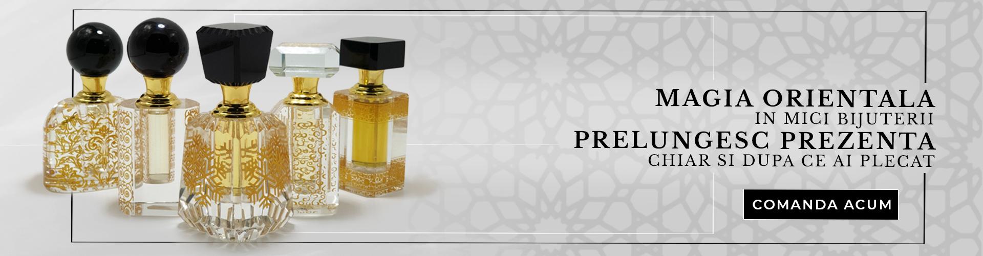 Parfumuri arabesti exclusive