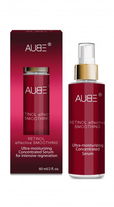 Set Aube-Crema de zi cu Retinol si Ser cu Retinol si Acid Hialuronic 2