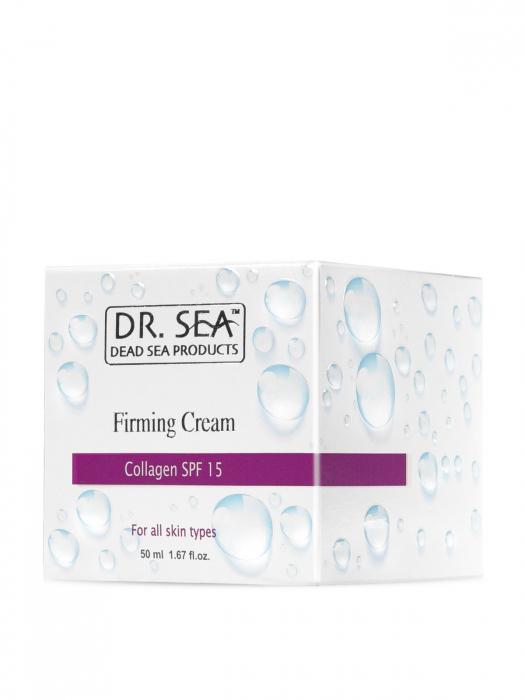 Crema cu Colagen si Minerale de la Marea Moarta pentru fermitate 2