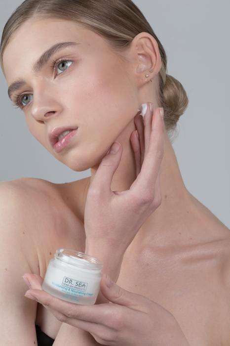 Crema de Noapte cu Minerale de la Marea Moarta pentru hidratare si fermitate [2]