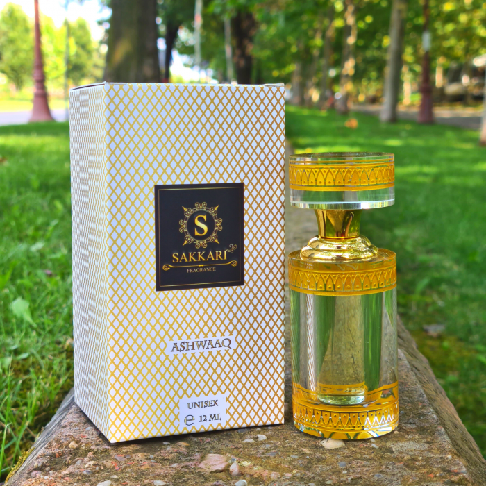 Parfum arabesc Sakkari Ashwaaq 0