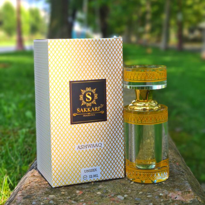 Parfum arabesc Sakkari Ashwaaq 4