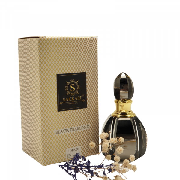 Parfum arabesc Sakkari Black Diamond 2