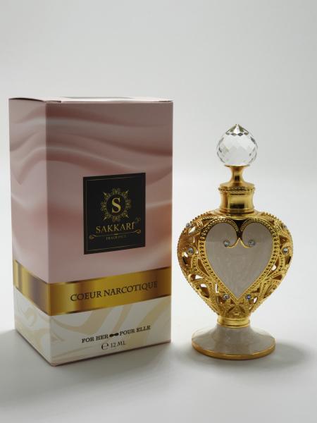 Parfum arabesc Sakkari Coeur Narcotique 3