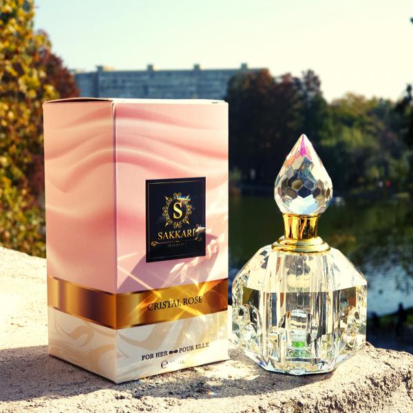 Parfum arabesc Sakkari Cristal Rose 0